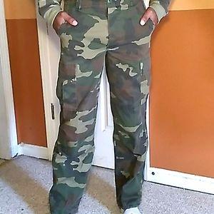 Camo Men's pants.